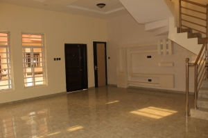 Newly Built 4 Bedroom Terrace Duplex