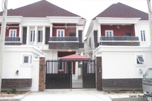 4 Bedrooms Semi-Detached Houses with 1 Room BQs located around Chevron Drive
